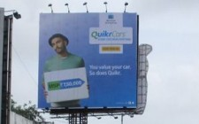QuikrCars goes on an extensive OOH drive