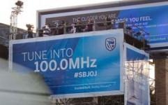 Bringing music to Jo'burg traffic