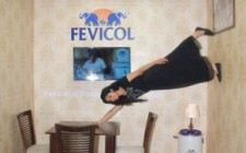 The Fevicol Room grabs attention with its sticky activity