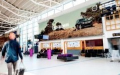 Clear Channel opts for LED screens in three airports