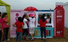 RAW Pressery spreads health message at Pinkathon