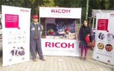 Ricoh DSLR goes on a multi-city mall activation drive