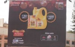 Fortune Oil & Paytm promote