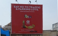 Kinetic India executes second large multi-city campaign for Grofers