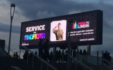 Pride in London's DOOH campaign encourages Londoners to live with #NOFILTER