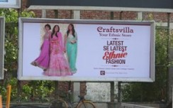 Craftsvilla goes outdoor for their new communication