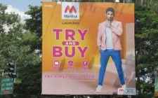 Myntra's new'Try and Buy' campaign takes the OOH route