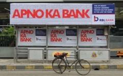 RBL Bank spreads its message'Apno Ka Bank' through OOH