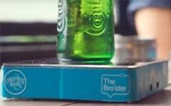 Dentsu Webchutney & Morning Fresh create an interactive coaster that helps you drink smarter