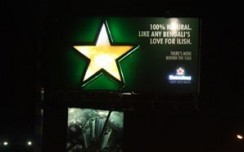 Heineken makes a starry presence in Salt Lake City, Kolkata