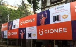 Gionee paints Kolkata orange this Durga Puja