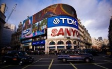 One giant screen to replace London's Piccadilly Circus billboards