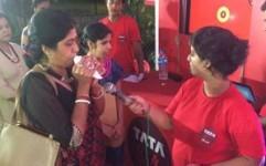 Tata Salt's'Sehat ki Goonj' reverberates across Kolkata