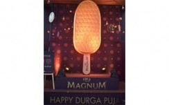 Magnum made a lasting impression in Kolkata with an iconic installation