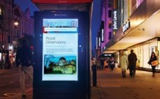 Clear Channel's digital screen drive continues