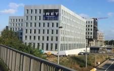 Dakatronics installs digital façade on Belgium real estate major's building
