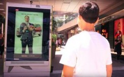 Quividi DOOH analytics powers contextual advertising