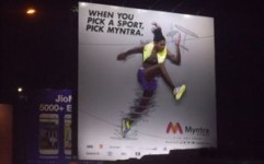 Myntra cuts a sporty figure in the outdoor