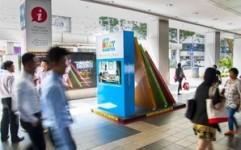DOOH campaign spurs Singapore's fight against diabetes