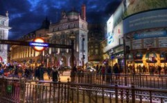 Piccadilly Circus billboards go dark for 1st time in many years