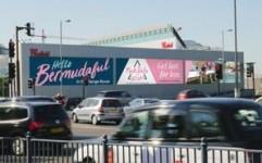 Digital billboard ads target wealthy drivers in UK