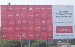 Central showcases its experiential retail through OOH prism