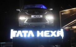 Tata Hexa hits the streets in top gear with captivating innovations