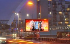 Forrest Media selects Daktronics video displays for Scotland installation
