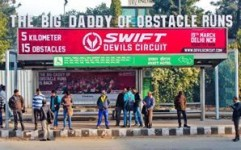 Devils Circuit dares Delhi through OOH