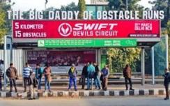 Devils Circuit dares Delhi through OOH
