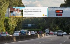 Australia's oOh!media, CommBank collaborate to use real client data for campaign
