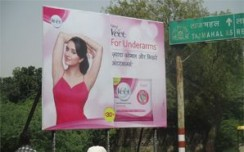 Veet hits the streets as summer sets in
