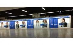 Pepe Jeans rides Delhi Metro Line II