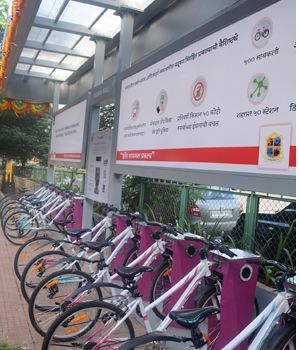 Signpost Partners Thane Civic Body For Bicycle Sharing Initiative