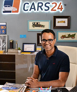 Gajendra Jangid, VP - Marketing, Cars24