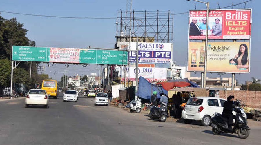 Ludhiana residents pay attention
