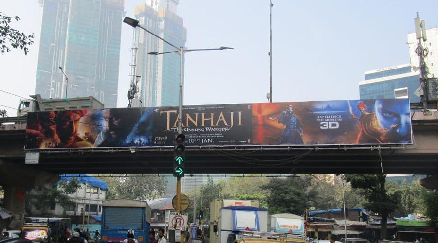 Image result for tanhaji metro