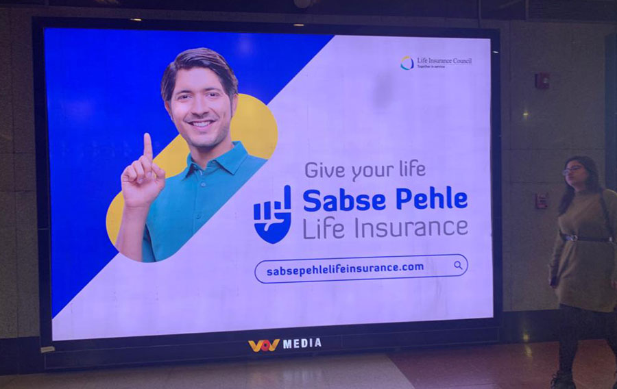 Sabse Pehle Life Insurance says Life Insurance Council in ...