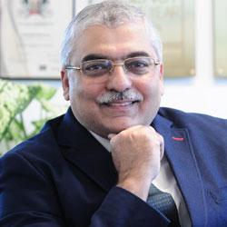 Ashish Bhasin, CCEO APAC & Chairman India, Dentsu Aegis Network