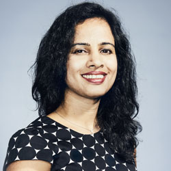 Bindu Balakrishnan, Country Head India-DCMN