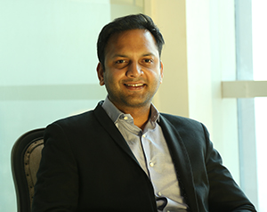 Vishnu Mohta<Br>Co-founder & Director, Hoichoi