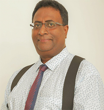 Sai Nagesh, Chief Strategy Officer<Br>Laqshya Media Group