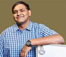 Ranjit Behera<Br>Head of Marketing, MyGate
