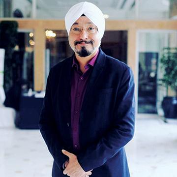Charanjeet Singh Arora, Director Business Development<br> Moving Walls Indonesia