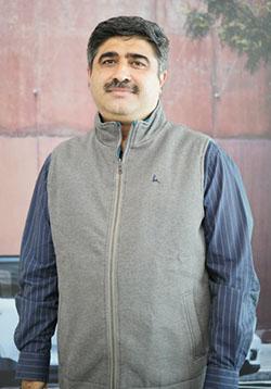 Jyoti Malhotra, MD, Volvo India
