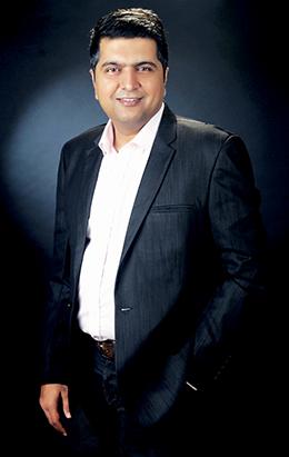 Amit Dhanuka, Executive VP, Lionsgate