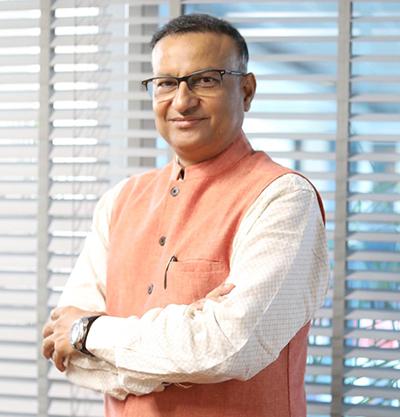 Sanjeev Kumar Lohia, MD & CEO<br>Indian Railway Stations Development Corporation (IRSDC)