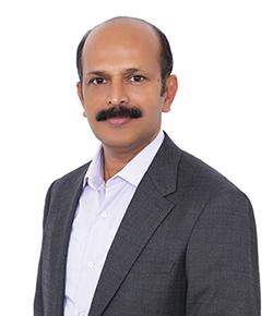 K Madhavan, Managing Director<br>LPFLEX