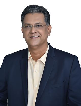 Prashant Mandke, Advisor – Social Impact <br>Initiatives & Rural Marketing