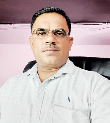 Satish Hooda, Founder, Raj Roshan
